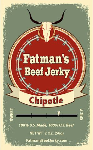 Chipotle Beef Jerky