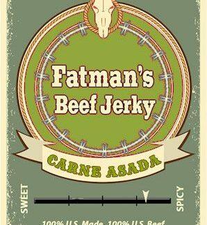 Carne Asada Beef Jerky