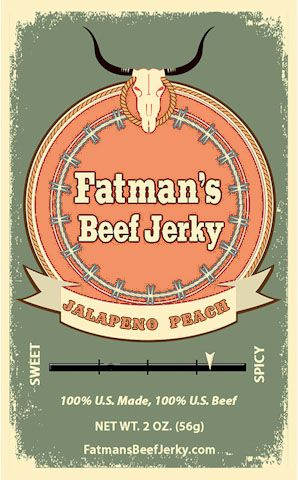 jalapeno peach beef jerky